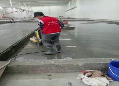 硬化耐磨地坪